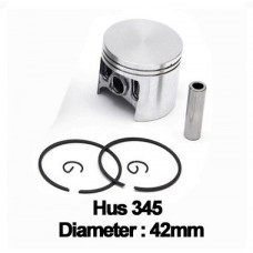Piston Husqvarna 345- Ø 42mm (Meteor)